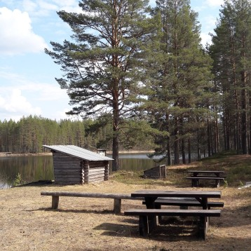 Långvattnet Natuurreservaat
