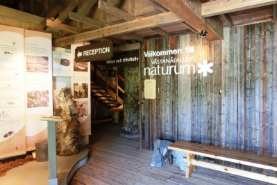 Västanåfallet Natuurreservaat, Viksjö